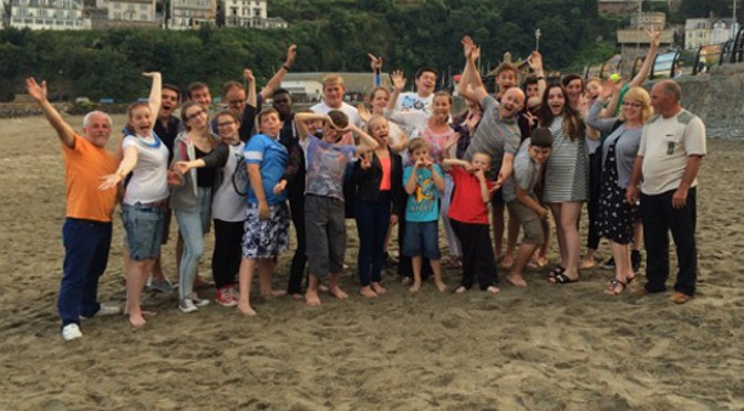 Cornwall Band Trip – August 2014