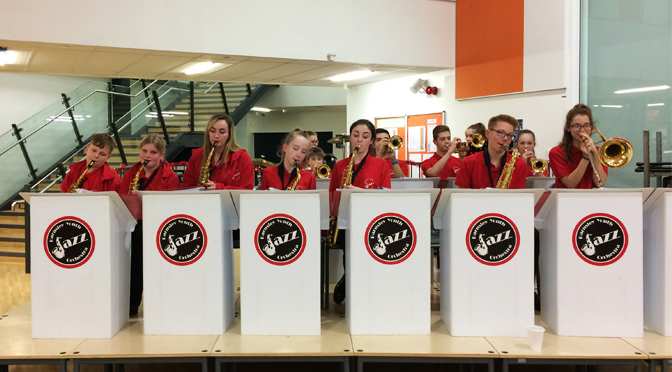 The Barnsley Youth Jazz Orchestra
